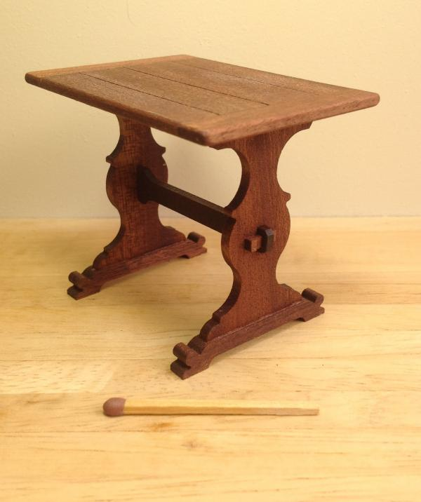 Tudor table, small