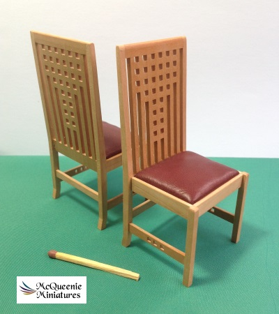 Chair, Arts and Crafts