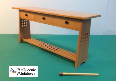 Sideboard, Arts and Crafts