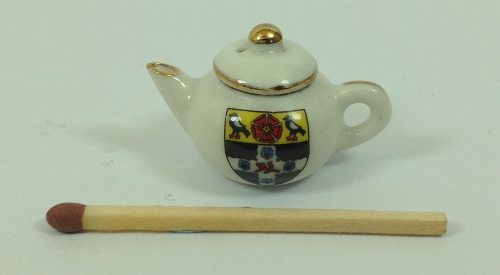 Christchurch, Oxford teapot (T20)