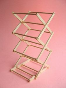 Clothes horse kit